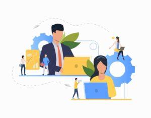 Współpraca z asystentką wirtualną